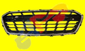 Picture of BUMPER GRILLE 16-18 W/RS SDN/17-18 H/B CRUZE